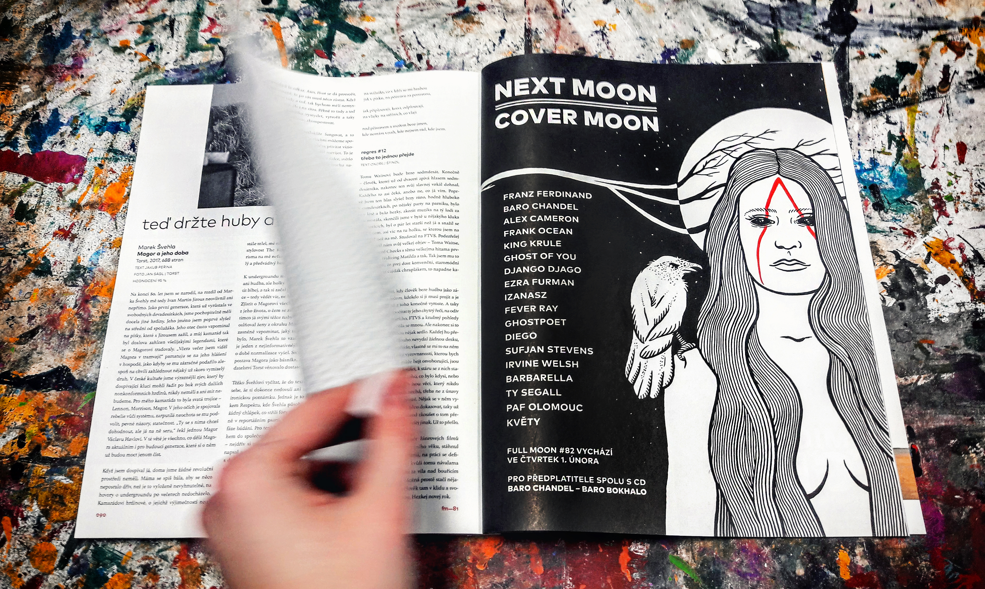 Cover Moon 2017
