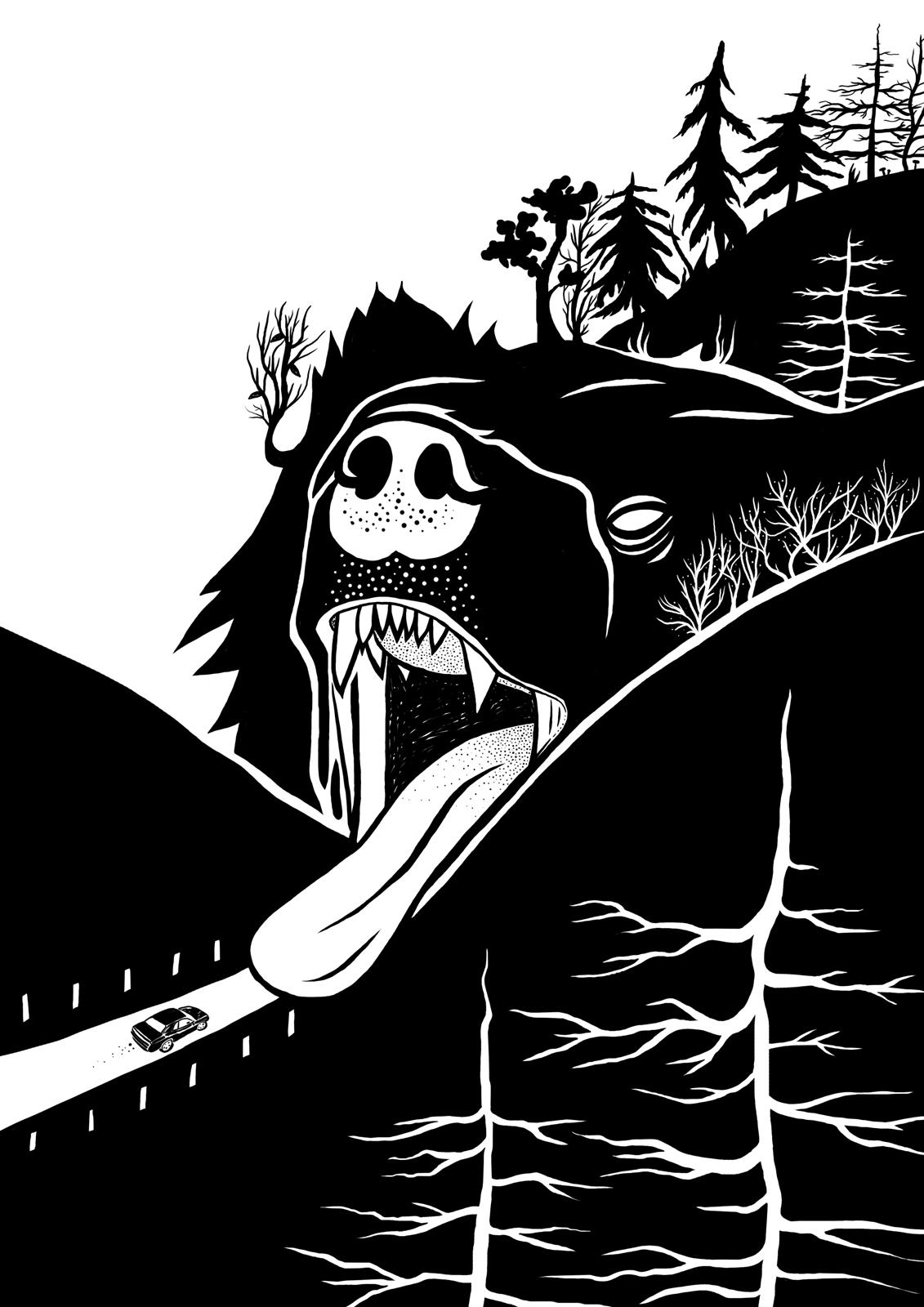 Cesta do divočiny