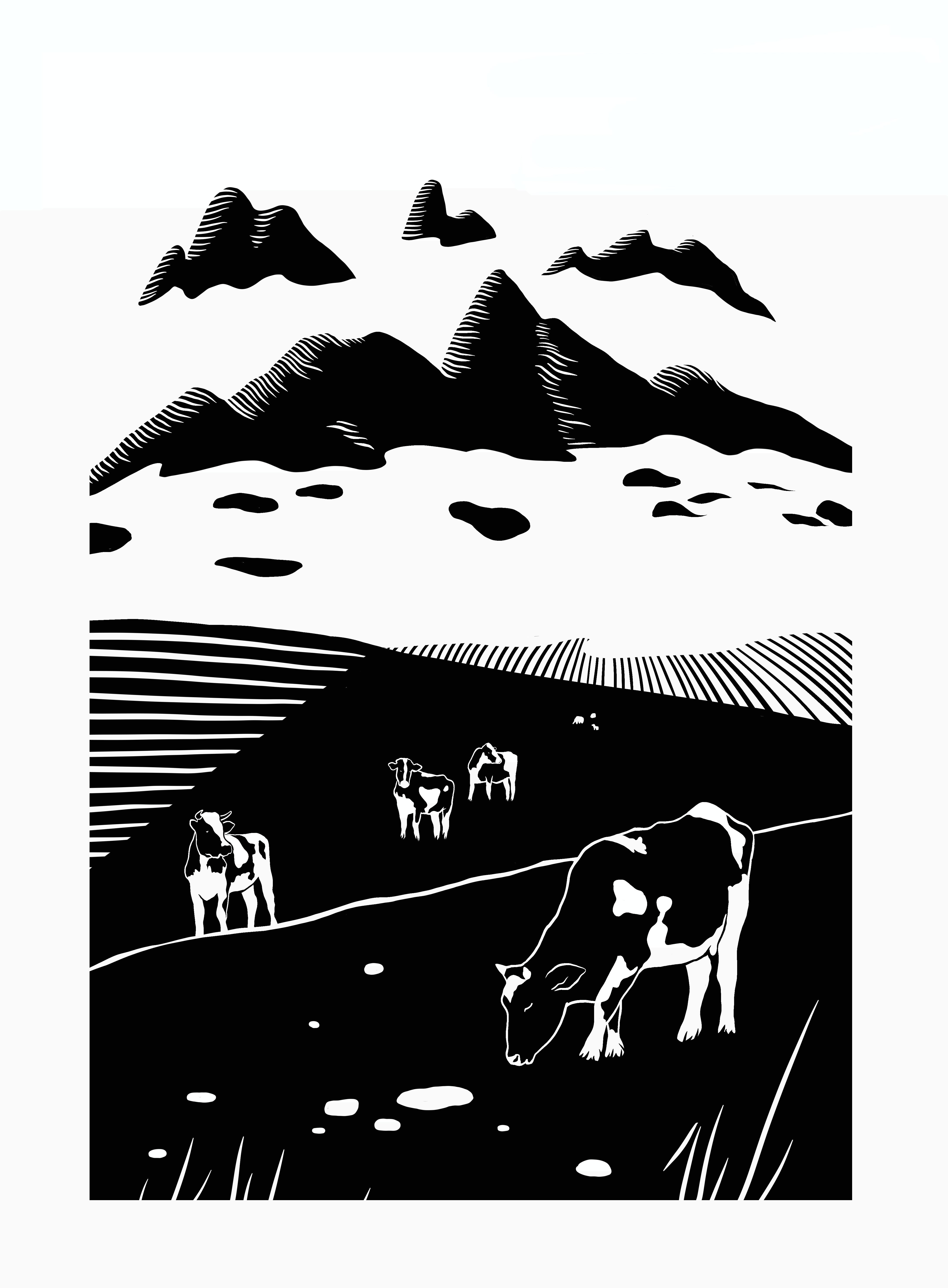 Kraví hory
